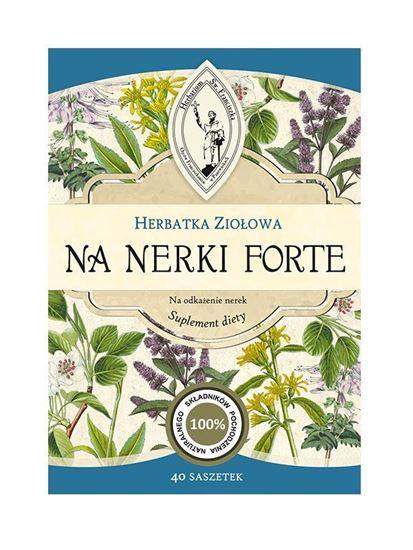 Obrazek Franciszkańska Herbatka ziołowa NA NERKI FORTE