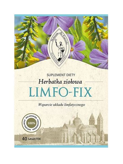 Obrazek Franciszkańska Herbatka ziołowa LIMFO-FIX