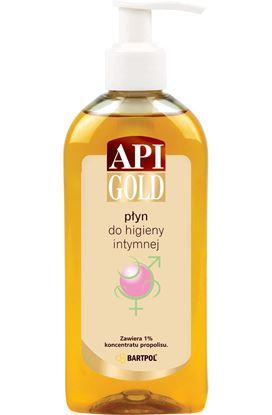 Obrazek Bartpol | API GOLD Płyn do higieny intymnej 280ml