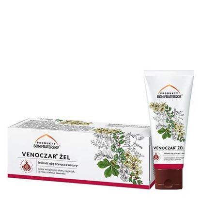 Obrazek Produkty Bonifraterskie   VENOCZAR® ŻEL (na żylaki) 75g